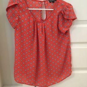 Stitch Fix! Papermoon blouse